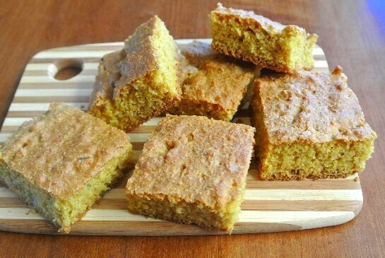 Green Chili Cornbread