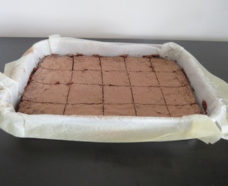 Brownies de Chocolate Intenso
