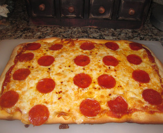 Homemade Pizza Dough…