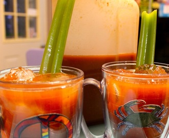 Quick Fix: Bloody Mary MIX!