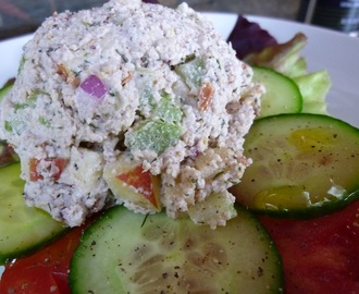 ONE WEEK RAW AND GLUTEN FREE - DAY 3, Learn How To Make Raw Vegan, Gluten Free, Faux Tuna Salad!
