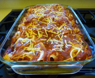 Vegan Eggplant And Red Bell Pepper Lasagna - Low In Calories And Fat, High In Fiber. Perfect For Entertaining!