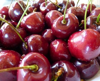 Did You Know That Cherries Can Help Cure Gout? - Natural Remedies For Gout