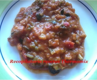 Pisto thermomix (recopilatorio)