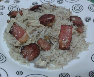 Arroz de Pato fingido