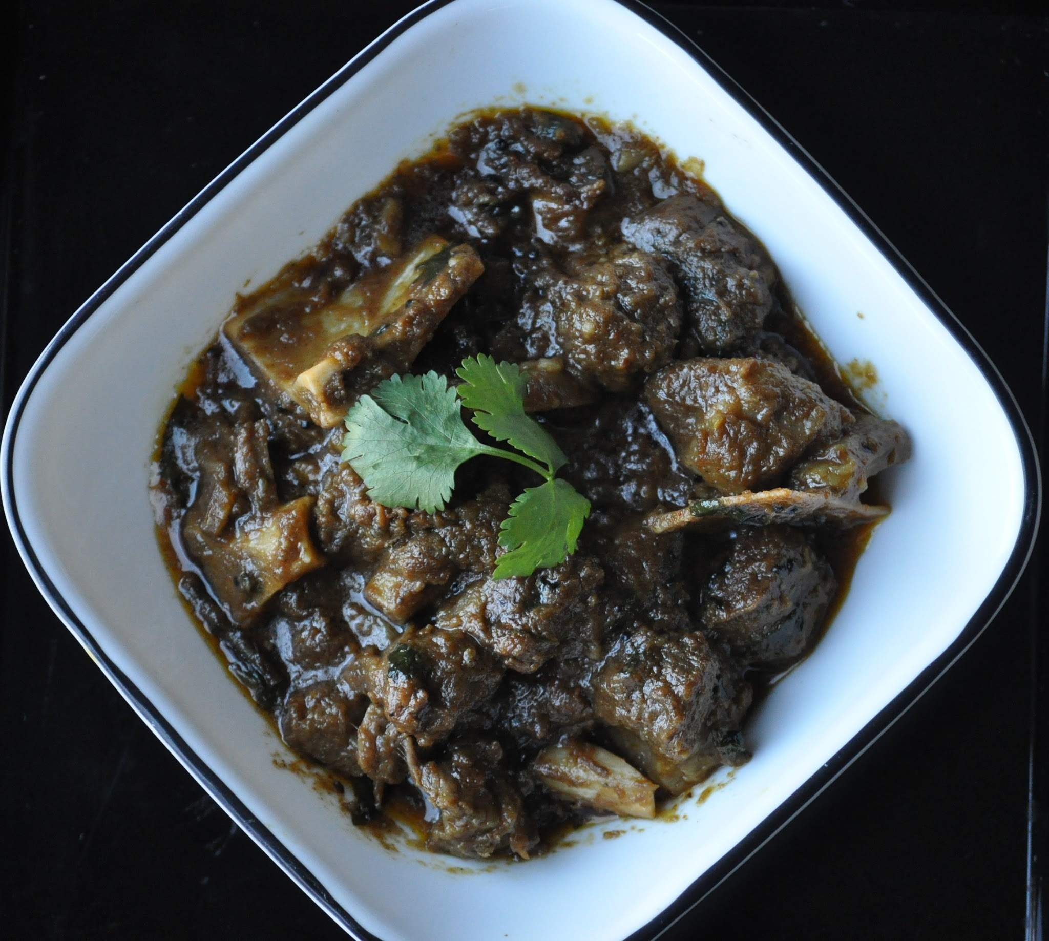 Mutton curry for my 50th post....:)