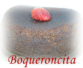 BIZCOCHO DE CHOCOLATE Y NARANJA THERMOMIX Y TOUCH ADVANCE