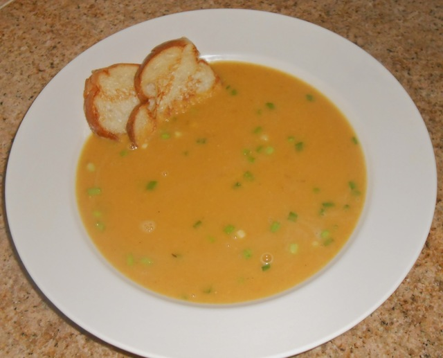 Caribbean Yellow Split Pea Soup