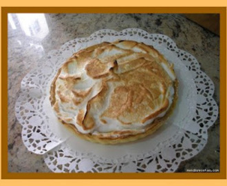 LEMON PIE ( PASTEL DE LIMON Y MERENGUE)