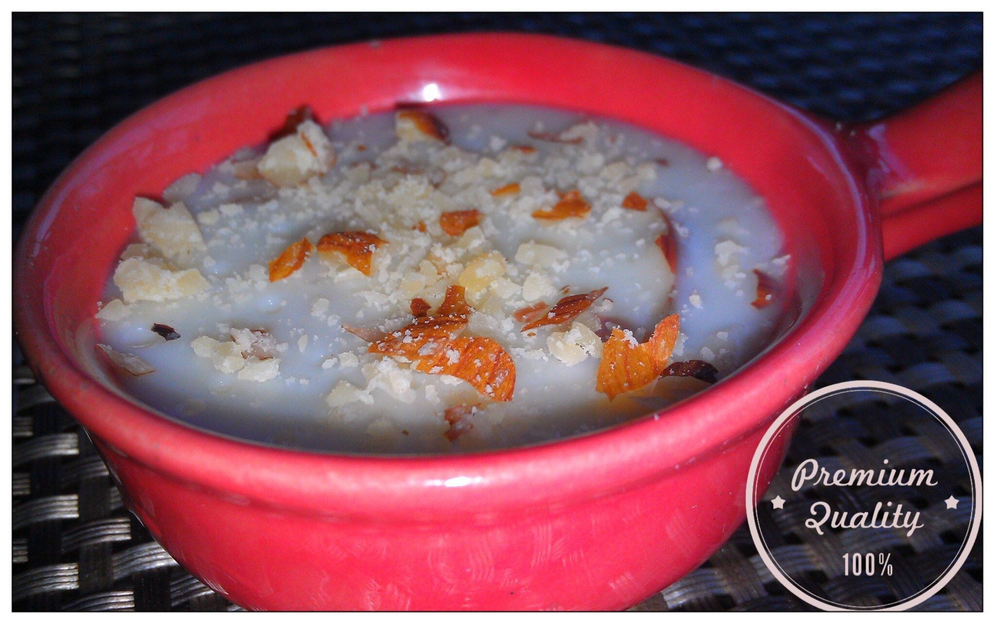 A Busy Cooks Guide to - Chanar Paayesh (Bengali Style Cottage Cheese and Milk Pudding)