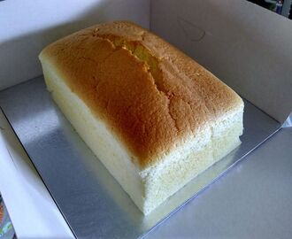 Taiwanese Old School Cheese Cake