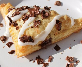 Nutella Coconut Mallow Turnovers Recipe World Nutella Day February 5th