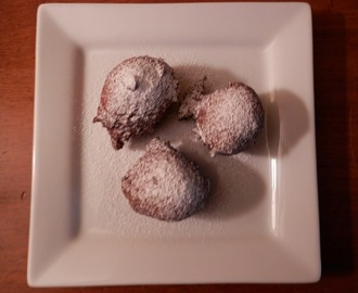 The Dark Side of Nutella - Nutella Zeppoles
