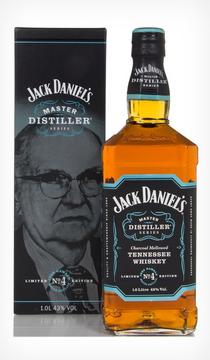 Jack Daniel's Master Distiller Nº4 1 lit