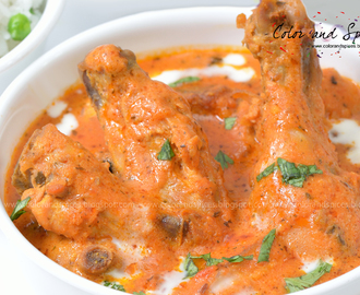 Butter Chicken..