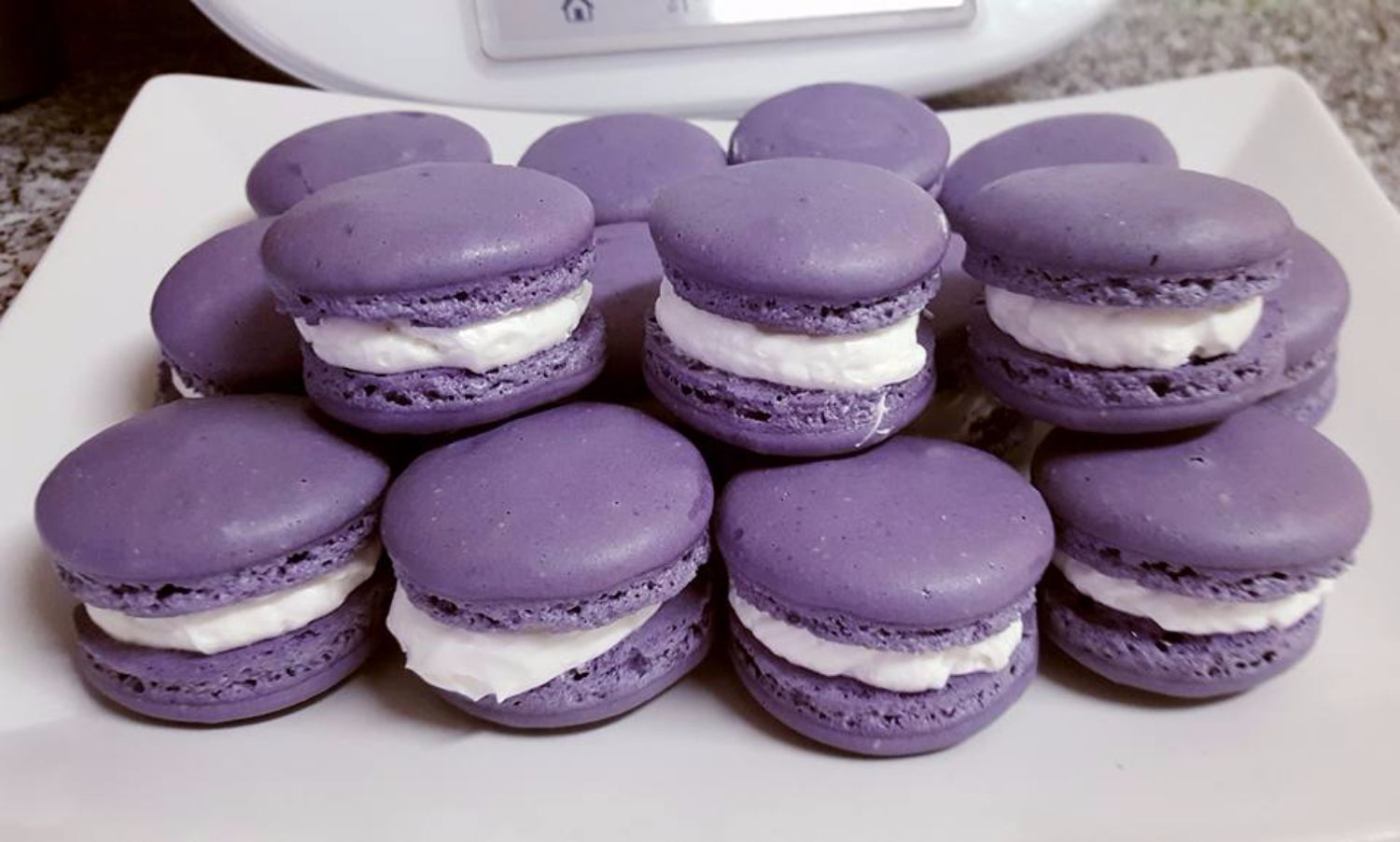 Macarons by Jorge Anjos