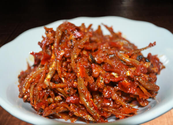 Spicy Dilis – Tipid Pulutan