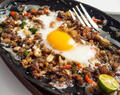 Sizzling Sisig of Pampanga Recipe