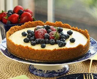 The Very BEST No Bake Cheesecake Recipe