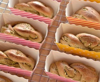 Zahtar Braided Bread