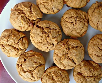 Secret Recipe Club - Sweet Potato Muffins