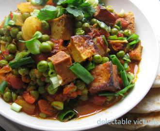 Mutter Tofu Curry