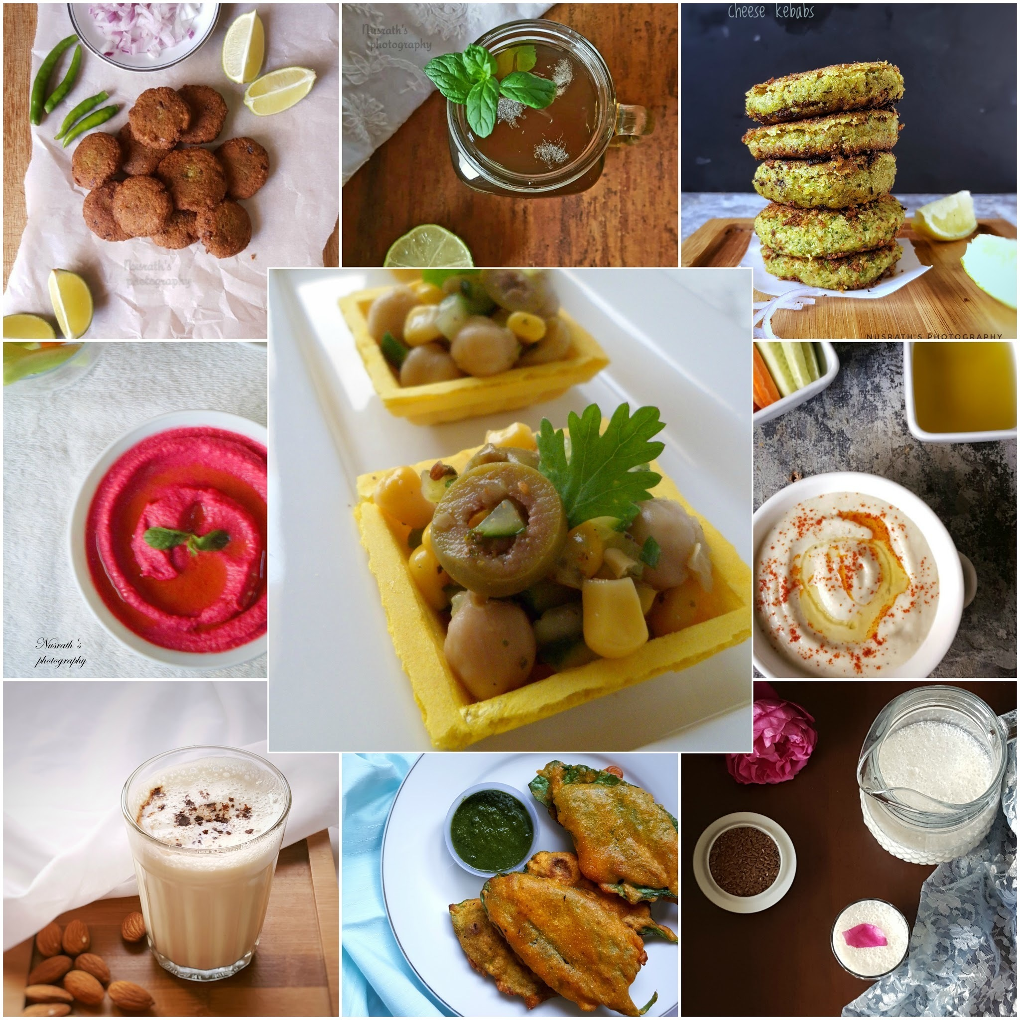 Iftar snacks inspiration ~Ramadan 2017