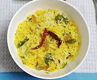 Indian gooseberry rice recipe (Amla rice)