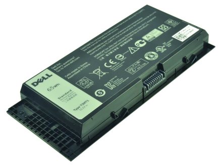 Laptop batteri 451-11743 för bl.a. Dell Precision M4600 - 8250mAh - Original Dell