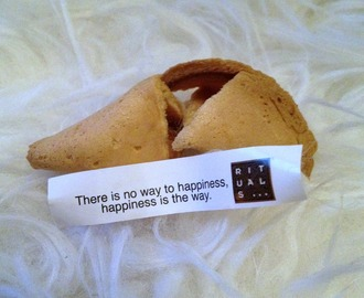 Wen's Treat Of The Day: Fortune Cookie