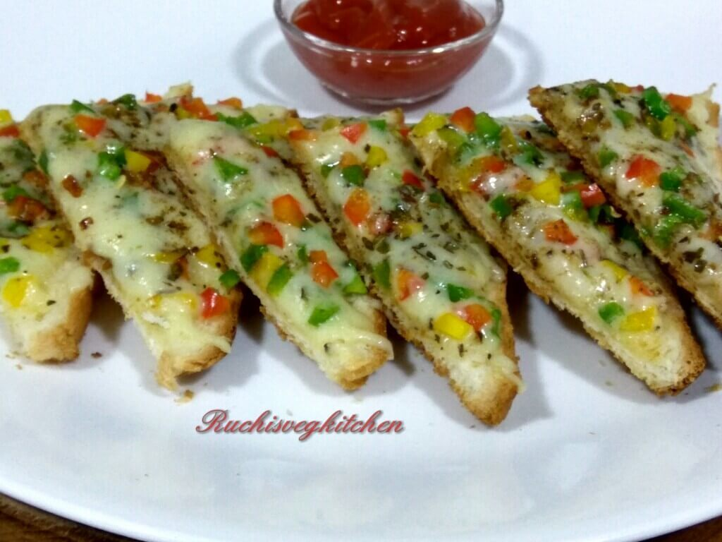 CHILLI CHEESE TOAST (On Tava)