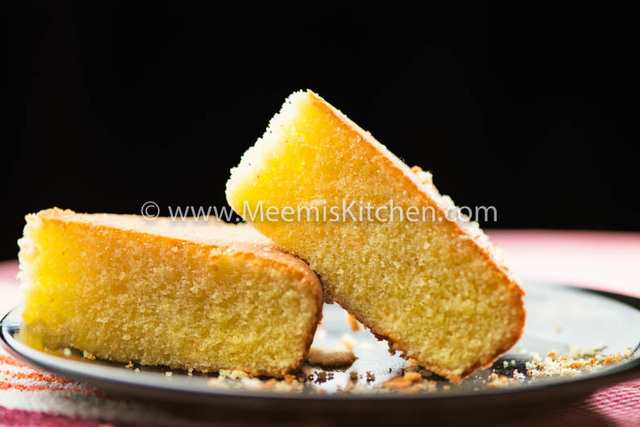 Easy Butter Cake Step-by-Step Recipe