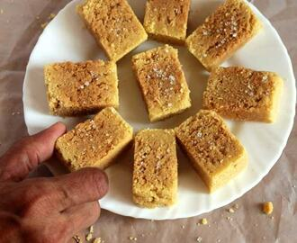 Traditional Mysore Pak Recipe