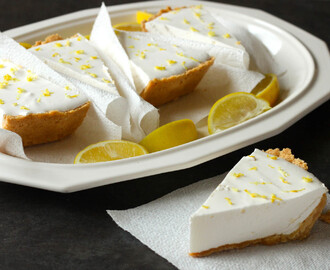Gluten-Free Fluffy Lemonade Pie Recipe