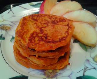 BREAKFAST #7 - SWEET POTATO PANCAKES