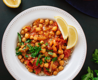 Quick Chana Masala
