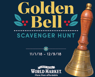 Golden Bell Scavenger Hunt