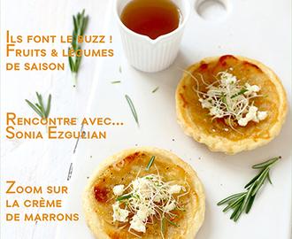 Recettes de magazine nous deux en ligne mytaste for Gazelle cuisine hors serie