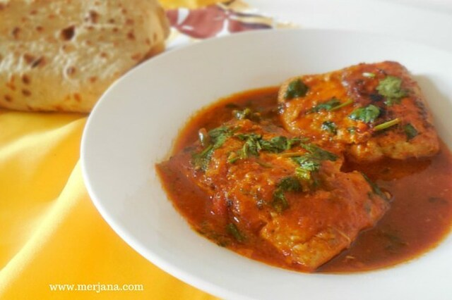 Fish Curry (machli ka salan)