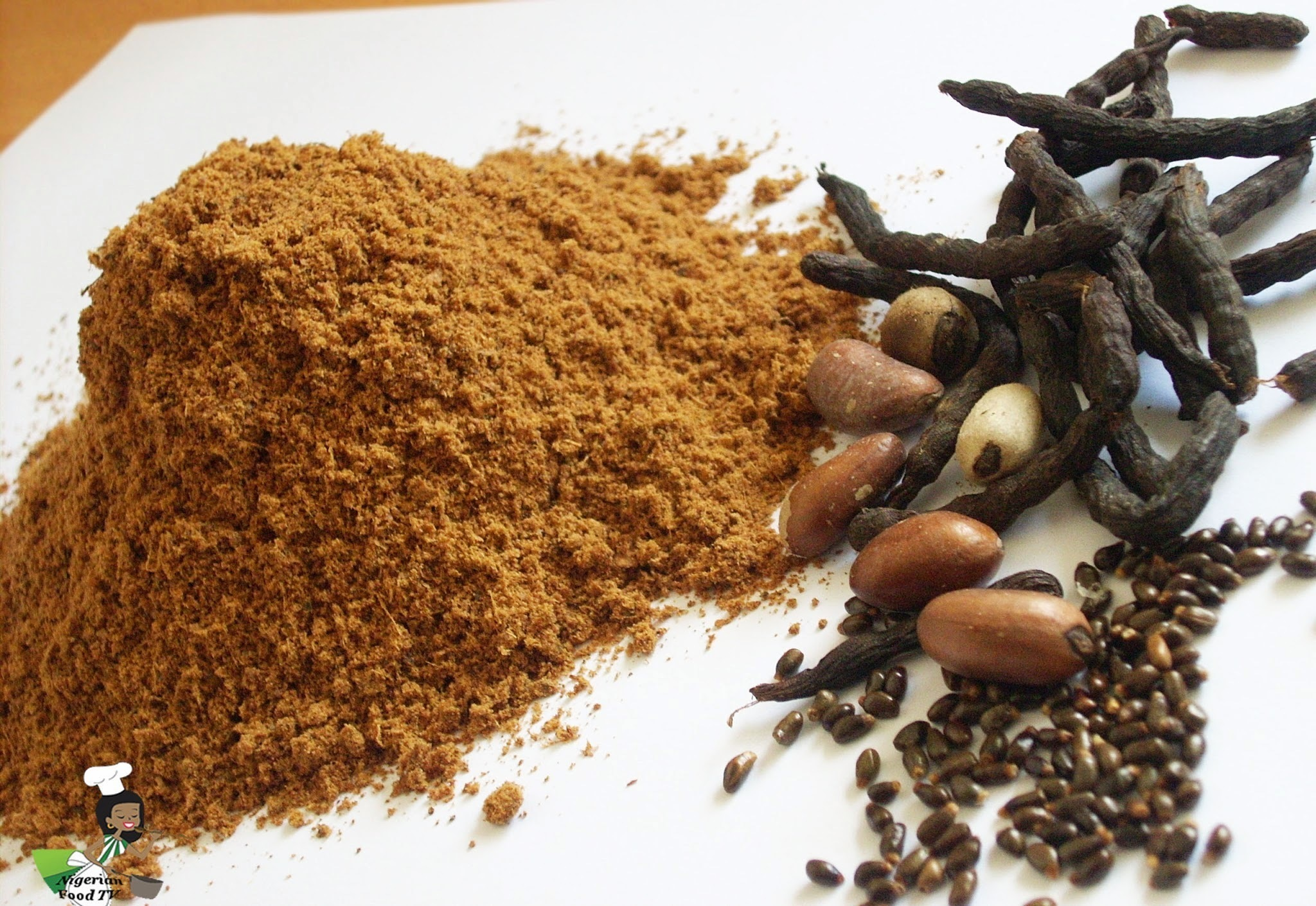 Homemade Nigerian Pepper Soup Spice Mix