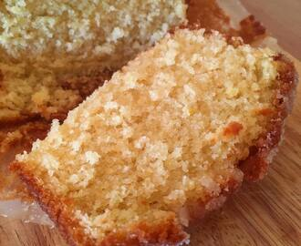 LULLY LEMON DRIZZLE CAKE