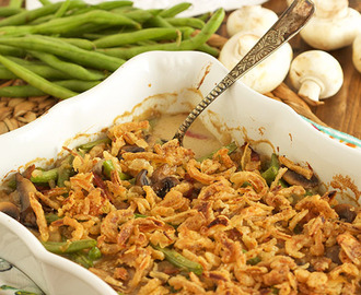 The Very Best Green Bean Casserole (ALDI Entering Delaware and an ALDI Giveaway)