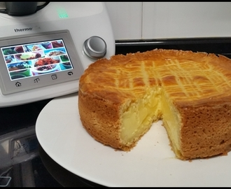 PASTEL VASCO CON THERMOMIX