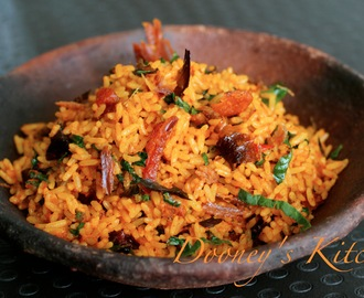 Iwuk Edesi – native Jollof rice