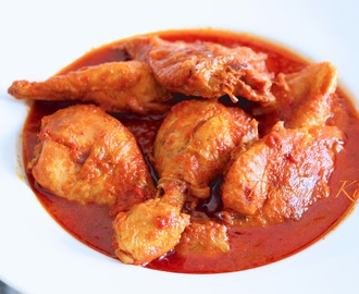 Big Oladunni's Chicken Stew