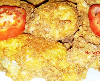 How to make Nigerian Crispy Fried Chicken.