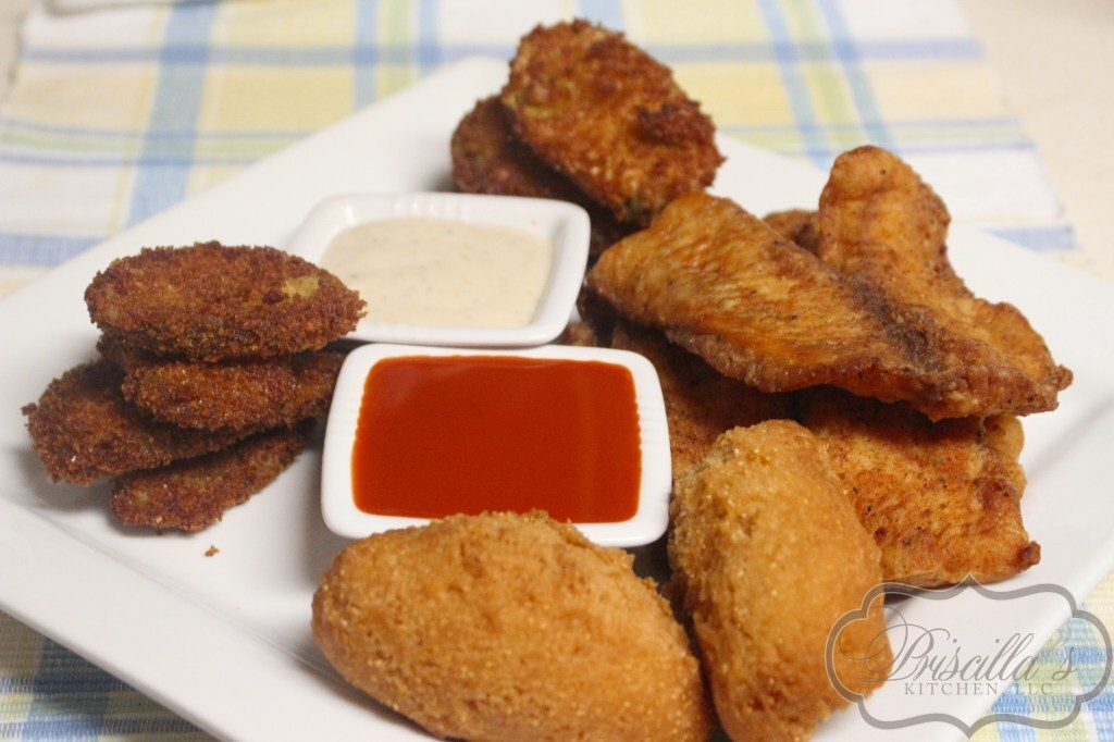 Fish Fry Friday – (North & South American Plate)