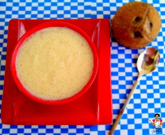 How to make Tapioca pudding with KpoKpo Garri