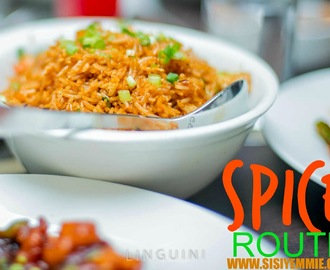 SPICE ROUTE LAGOS - REVIEW!
