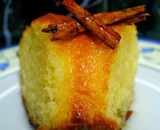 Savarin (Baba a l´ Amaretto)